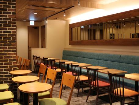 ≪NEW YORKER'S Cafe(ニューヨーカーズカフェ)≫で働こうカフェSTAFF大募集!